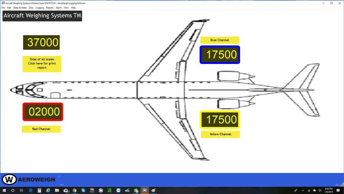 Amazing Aircraft Weighing Systems Tm Aircraft Weighing Systems Tm Aircraft Wiring Digital Resources Remcakbiperorg